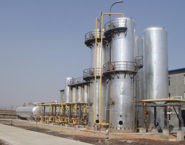 沼气制CNG装置