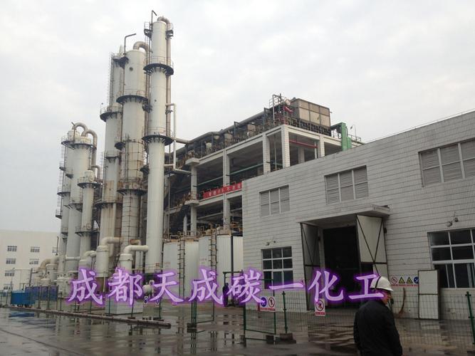 10万吨甲酸主装置